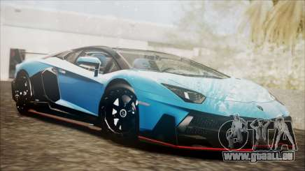 Lamborghini Veneno LP700-4 AVSM pour GTA San Andreas