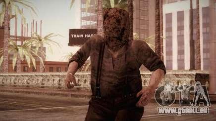 RE4 Dr. Salvador from Mercenaries pour GTA San Andreas