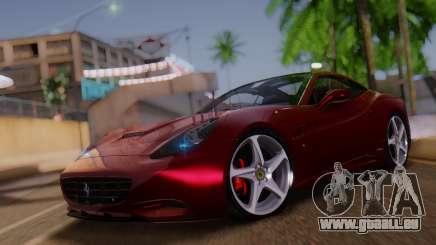 Ferrari California v2.0 pour GTA San Andreas