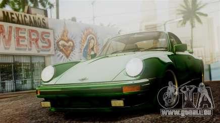 Porsche 911 Turbo (930) 1985 Kit A PJ für GTA San Andreas