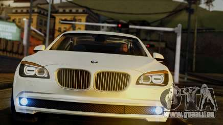 BMW 7 Series F02 2013 für GTA San Andreas