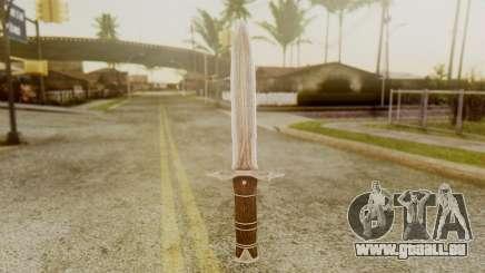 Iron Dagger pour GTA San Andreas