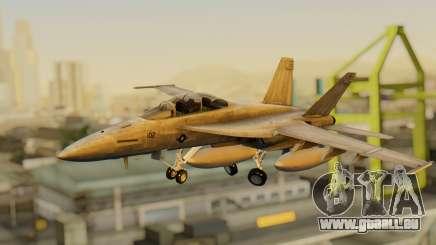 FA-18F Super Hornet BF4 pour GTA San Andreas