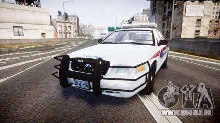 Ford Crown Victoria Bohan Police [ELS] für GTA 4