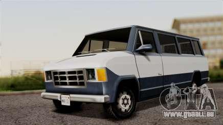 El Passa Van für GTA San Andreas