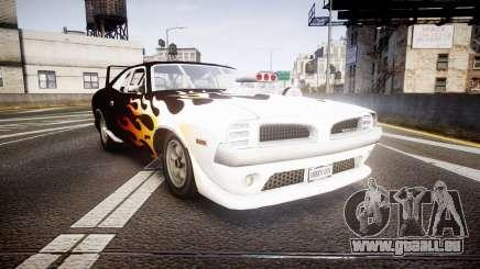 Patriot Vegas G20 Firebomb für GTA 4