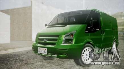 Ford Transit SSV 2011 für GTA San Andreas