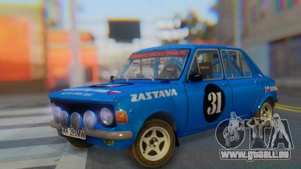 Zastava 1100P Rally für GTA San Andreas