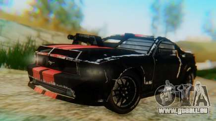 Shelby GT500 Death Race für GTA San Andreas
