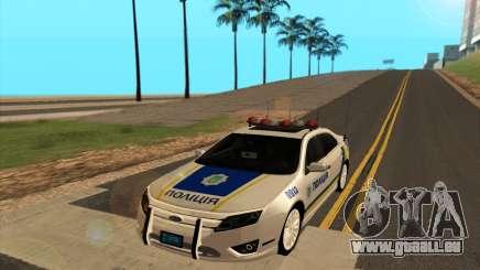 Ford Taurus Ukraine Police für GTA San Andreas