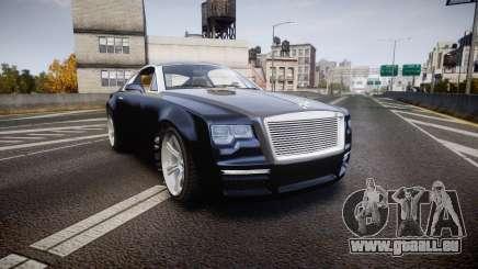 GTA V Enus Windsor pour GTA 4