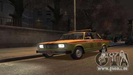 MIT 2105 Gorsvet für GTA 4