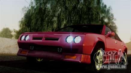 4-door Buffalo für GTA San Andreas
