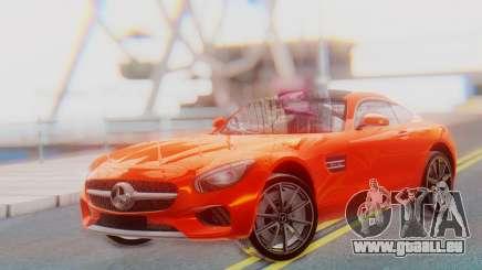Mercedes-Benz SLS AMG GT für GTA San Andreas