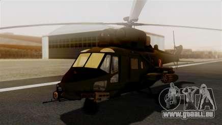 PZL W-3PL Grouse pour GTA San Andreas