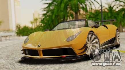 Pegassi Osyra Extra 2 für GTA San Andreas