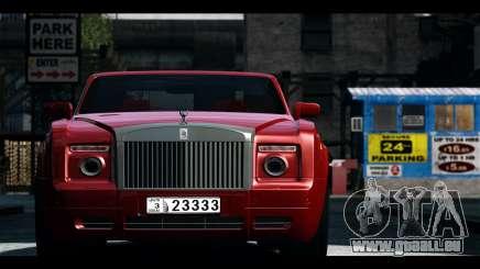 Rolls-Royce Phantom 2009 Coupe v1.0 für GTA 4
