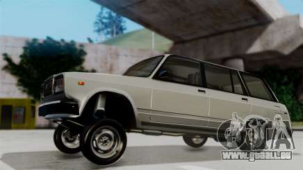 VAZ 21047 für GTA San Andreas