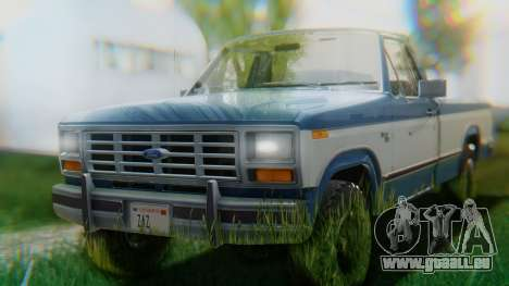 Ford F-150 1984 Final pour GTA San Andreas
