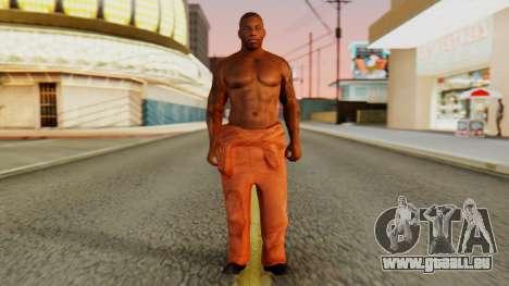 [GTA 5] Prisoner1 pour GTA San Andreas deuxième écran
