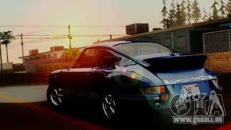 Porsche 911 Carrera RS 2.7 Sport (911) 1972 HQLM für GTA San Andreas linke Ansicht