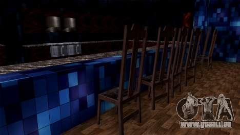 Retextured innere des Hauses MADD Dogg für GTA San Andreas neunten Screenshot