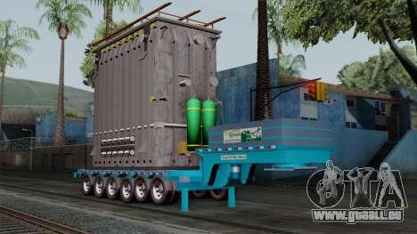 Transformado pour GTA San Andreas