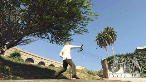 GTA 5 Tomahawk zweite Screenshot