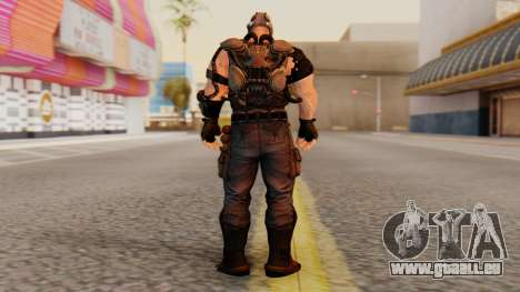The Bane Ultimate Boss für GTA San Andreas dritten Screenshot