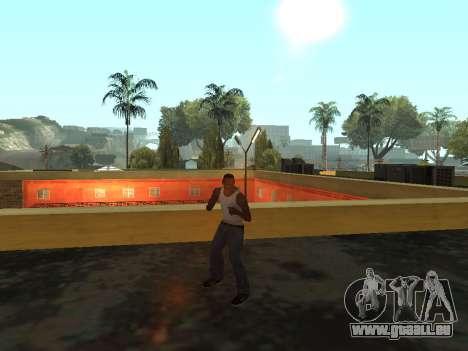 Animation de GTA Vice City pour GTA San Andreas quatrième écran