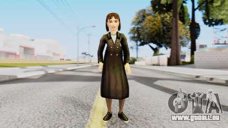 Lara Croft Child pour GTA San Andreas deuxième écran