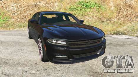 Dodge Charger RT 2015 v0.5 pour GTA 5