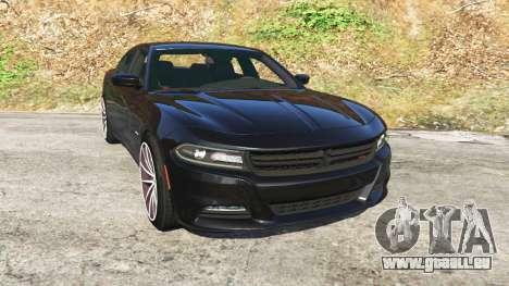 Dodge Charger RT 2015 v0.5 für GTA 5