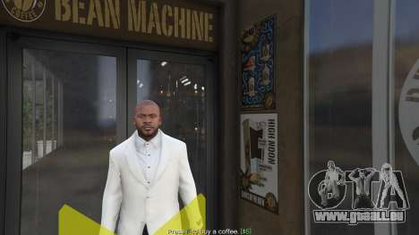Coffee-shops in GTAV für GTA 5