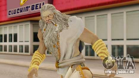 Zeus v1 God Of War 3 pour GTA San Andreas