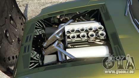 GTA 5 Datsun 240Z rechte Seitenansicht