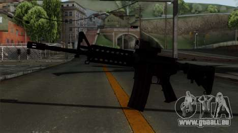 AR-15 Elcan für GTA San Andreas