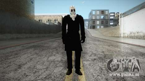 Franklyn Movie Skin für GTA San Andreas zweiten Screenshot