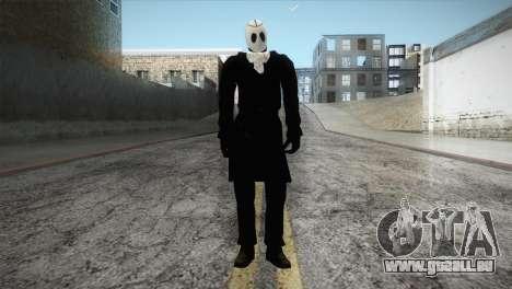 Franklyn Movie Skin für GTA San Andreas zweiten Screenshot