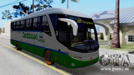 Marcopolo Bus Caribbean Travel pour GTA San Andreas