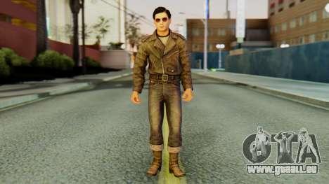 Vito Gresser v1 pour GTA San Andreas deuxième écran