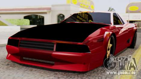 Le Guépard Al_Piso pour GTA San Andreas