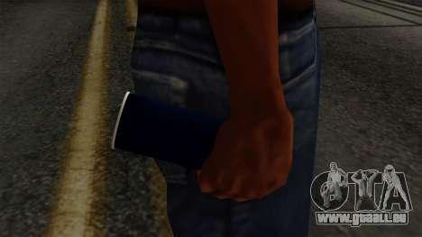 Original HD Spraycan pour GTA San Andreas troisième écran