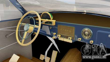GAZ 21 Wolga-v1 für GTA San Andreas rechten Ansicht