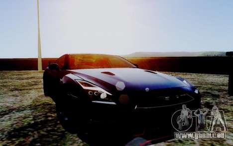 ENB Series HQ Graphics v2 für GTA San Andreas fünften Screenshot