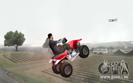 New Sky pour GTA San Andreas sixième écran