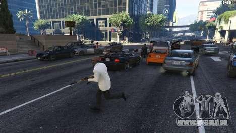GTA 5 Strapped Peds deuxième capture d'écran