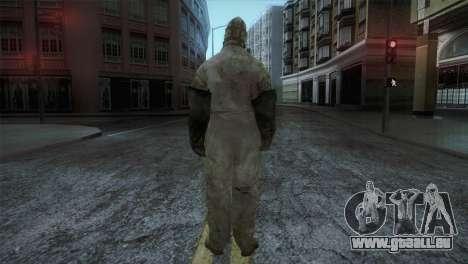 Order Soldier from Silent Hill pour GTA San Andreas troisième écran