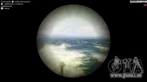 GTA 5 De grosses vagues v1.1 quatrième capture d'écran