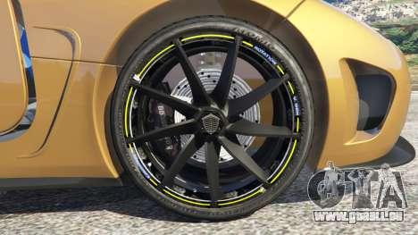 Koenigsegg Agera v0.8 [Early Beta] pour GTA 5